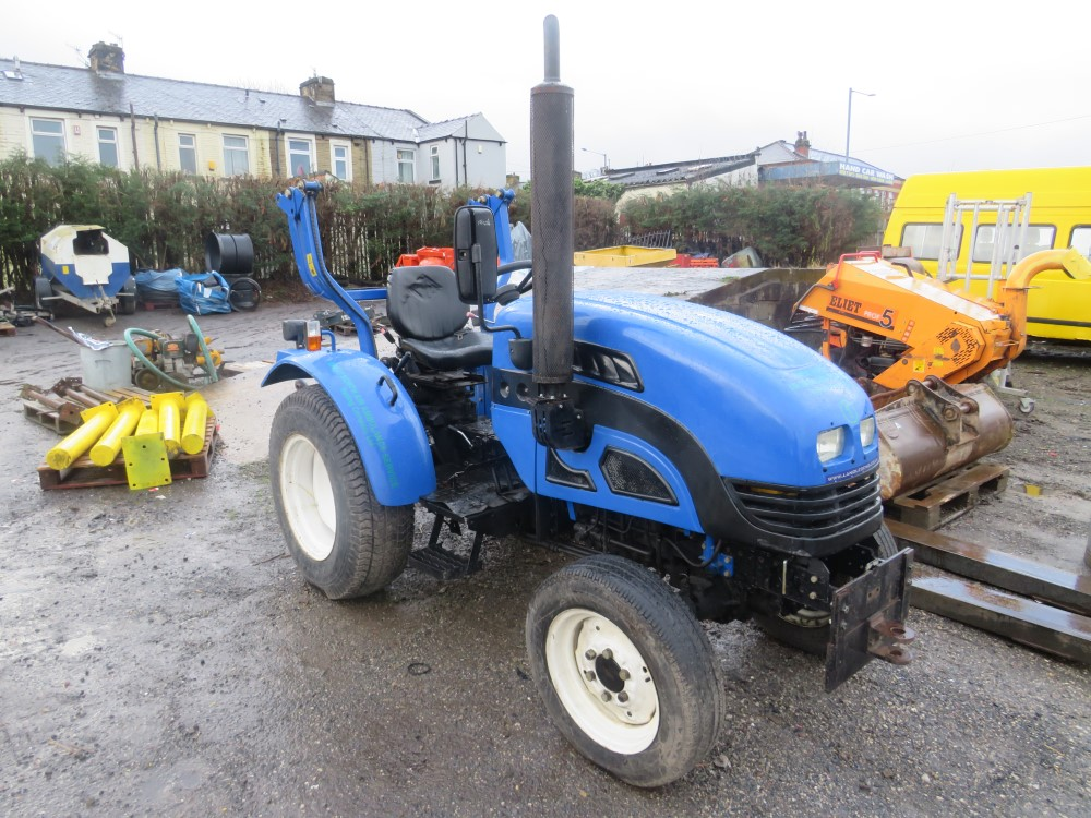 LAND LEGEND COMPACT TRACTOR