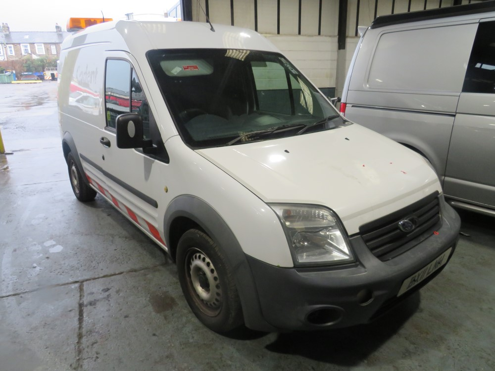 2011 11 reg FORD TRANSIT CONNECT 90 T230 (NON RUNNER)