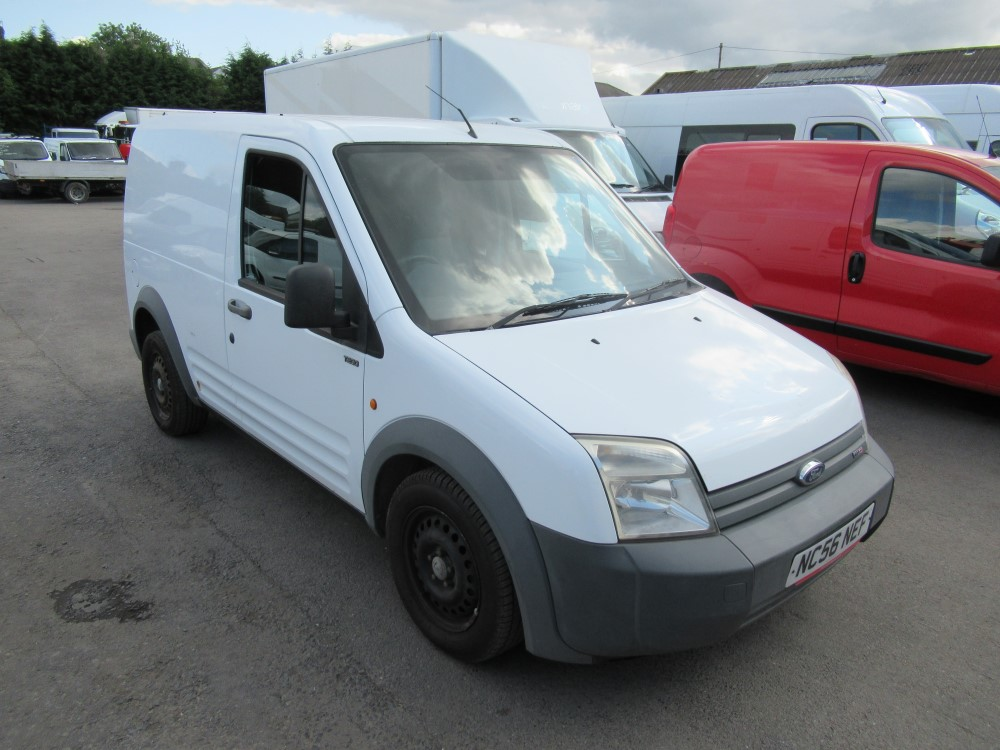 2007 56 reg FORD TRANSIT CONNECT T200 75