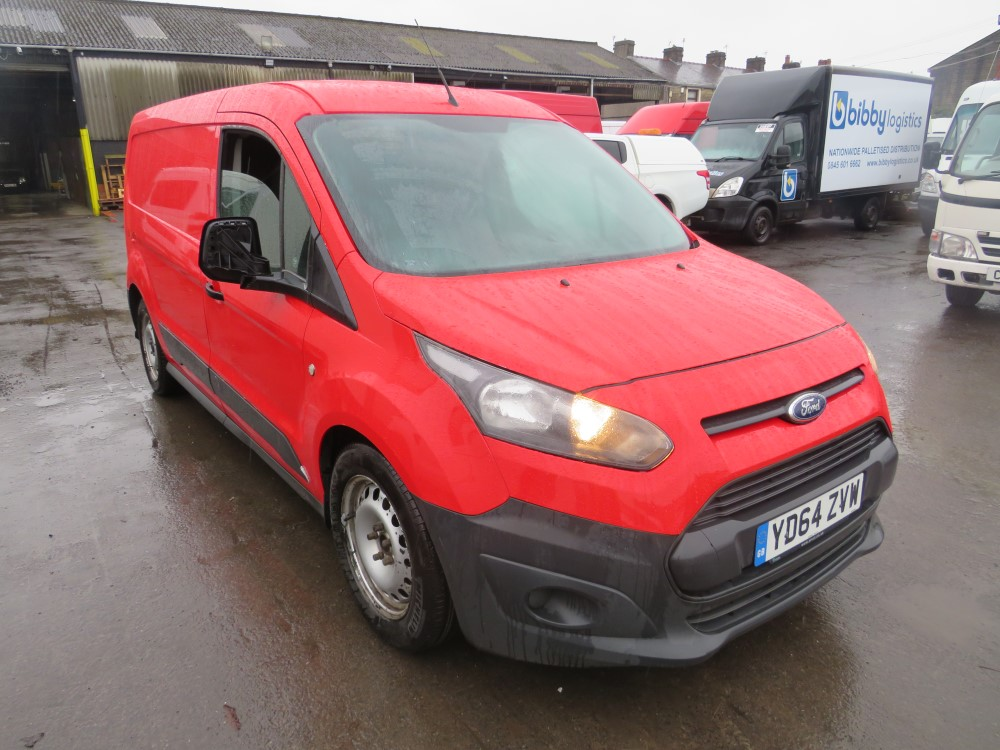 2014 64 reg FORD TRANSIT CONNECT 210 ECONETIC